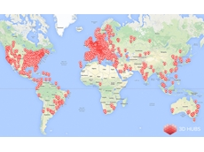 3D Hubs reaches 5,000 sites