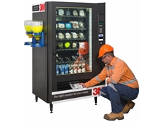 3M vending solution helps control inventory and increase productivity