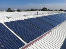 According to Kyocera, large scale installations can not only help the environment, but also benefit the bottom line.