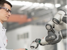 ABB notes robotics growth during 'transitional year'