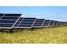 First Solar's Greenough River plant in WA.