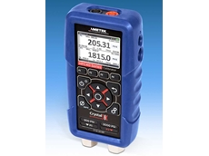 HPC40 Series pressure calibrators provide laboratory accuracy in an easy-to-use handheld instrument