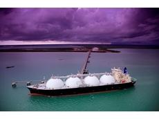 APLNG first CSG reaches Curtis Island