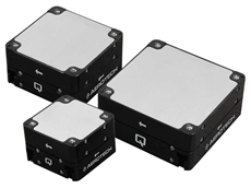 XY piezo nanopositioning stages provide high resonant frequency and stiffness for high throughput in demanding applications