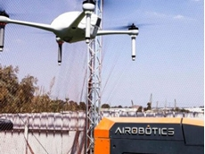 Airobotics achieves significant safety milestone for autonomous drones