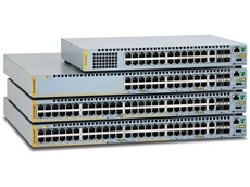 x310 Series of Fast Ethernet stackable access switches