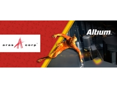 The new solutions will be based on Altium's collaboration and ECAD design management systems, and Aras' suite of PLM solutions.