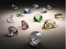 An insight into coloured diamonds [infographic]