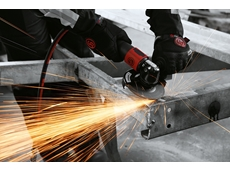 Angle grinder for the industrial market