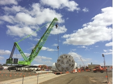 Anglo American starts tunnel boring at Grosvenor coal mine
