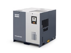 Atlas Copco's GHS VSD+ screw vacuum pumps extended to 1900 m³/h