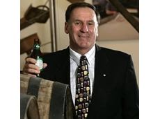 Glenn Cooper, managing director of Coopers Brewery and Australian Made Campaign chairman.