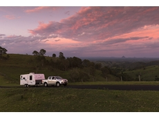 Australian caravan manufacturers travelling well