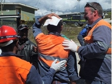 Australian man attacked at Barrick's PNG gold mine [Video]
