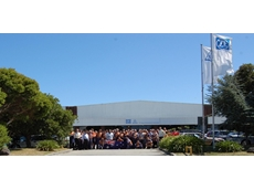 ZF Boge Elastmetall Australia has been named as a finalist in Victoria's 2014 Premier's Sustainability Awards.
