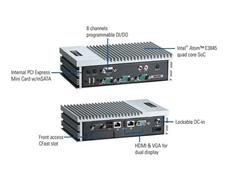 Axiomtek's eBOX620-841-FL fanless embedded box system