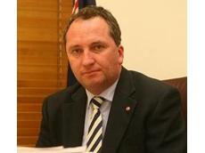 Deputy Prime Minister Barnaby Joyce.
