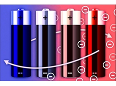 Stanford and MIT researchers have developed a four-stage process that uses waste heat to charge a battery.(Jose-Luis Olivares/MIT News Office)