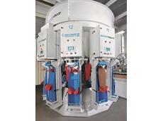 BEUMER fillpac rotating filling machine