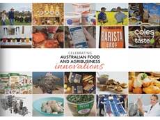 Book showcases Australia's food and agribusiness innovators