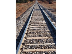 The project involves the upgrade of the line from a 1-in-4 to a 1-in-2 steel/timber sleeper pattern