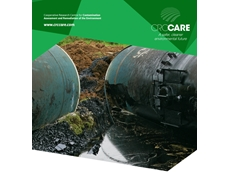 CRC CARE helps clean up oily threats