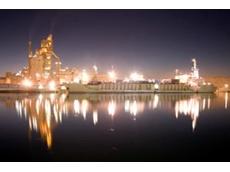 Adelaide Brighton Cement's Birkenhead plant.