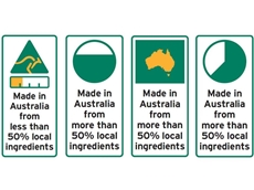 Campaign aims to raise awareness for food labelling changes