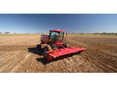 ​Case IH introduces WD4 series windrowers for greater power, control and efficiency