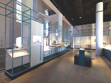 Case Study: Industrial company gives Powerhouse Museum