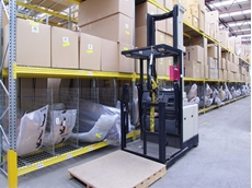 An innovative storage solution for vehicle bumper bars was designed, supplied and implemented