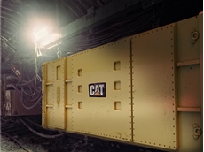 Cat develops new high torque longwall drive systems