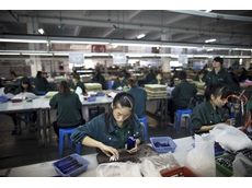 China's manufacturing output at 12-month low