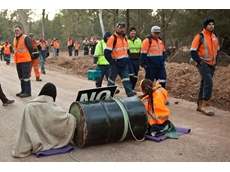 Claims Maules Creek protestors interfered with explosives on site