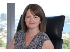 Outgoing CCA CFO Nessa O'Sullivan.