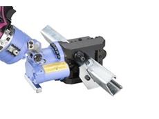 Cordless hydraulic portable strut cutter