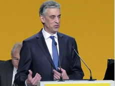 "DHL CEO Frank Appel: ""More globalisation means more prosperity"""