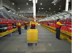 DHL opens Asian hub in Singapore