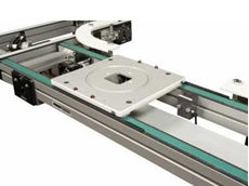 Dorner's 2200 Series precision move pallet system