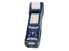 BTU4500 handheld combustion emissions analyser