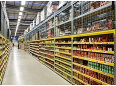 Earthquake proof racking solution delivered to New Zealand store