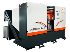 Efficient sawing and storage with German-built high-tech solution