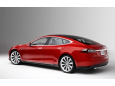 The Tesla S is the fastest green car available.
