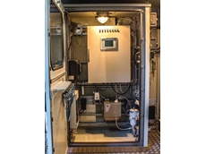 Intertec's pressurised explosion proof (Ex p) cabinet