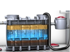 The range of gravity grease separators from ACO now includes 3,000L, 4,000L and 5,000L units