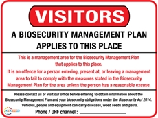 Farmers call for bolstered biosecurity budget