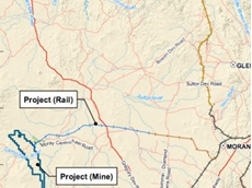 Federal minister says no funding for Adani rail line