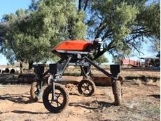 Field robotics start-up receives $6.5 million investment