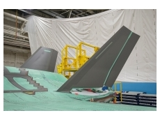 First Australian-made vertical tails installed on JSF plane