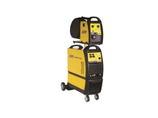 Flexibility and power with multi-process welding machines